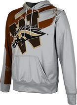 ProSphere Men's Western Michigan University Structure Pullover Hoodie