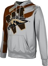 ProSphere Men's Western Michigan University Structure Pullover Hoodie (Large)