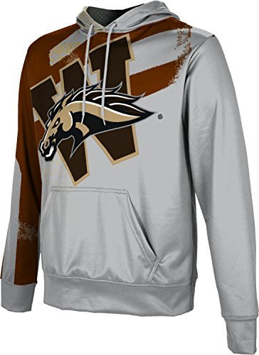 ProSphere Men's Western Michigan University Structure Pullover Hoodie (Small)