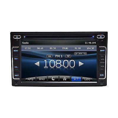 In Dash Multimedia OE Fitment GPS Navigation Radio For Dodge Ram 3500 06-08