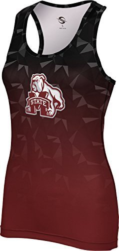 ProSphere Women's Mississippi State University Maya Performance Tank (Small)