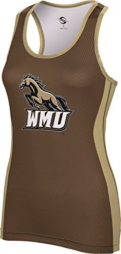 ProSphere Women's Western Michigan University Embrace Performance Tank (Small)