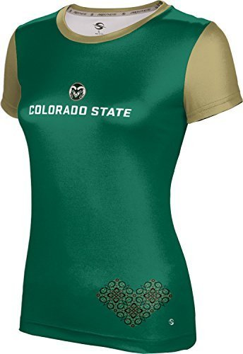 ProSphere Women's Colorado State University Foxy Tech Tee (X-Small)