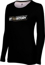 Women's California State University Monterey Bay Deco Long Sleeve Tech Tee