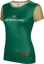 ProSphere Women's Colorado State University Foxy Tech Tee (XX-Large)