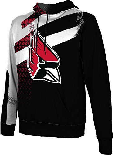 ProSphere Men's Ball State University Structure Pullover Hoodie (Medium)