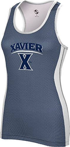 ProSphere Women's Xavier University Embrace Performance Tank (X-Large)