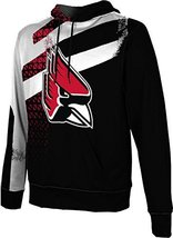 ProSphere Men's Ball State University Structure Pullover Hoodie (X-Large)