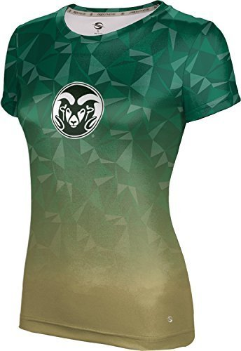 ProSphere Women's Colorado State University Maya Tech Tee (Large)