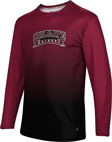 ProSphere Men's Colgate University Zoom Long Sleeve Tech Tee (XXX-Large)