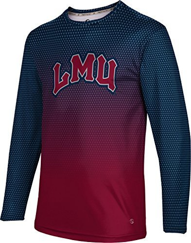 ProSphere Men's Loyola Marymount University Zoom Long Sleeve Tech Tee (X-Large)