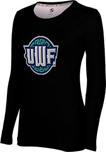 ProSphere Women's University of West Florida Deco Long Sleeve Tech Tee (Large)