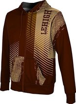 ProSphere Men's Lehigh University Hustle Full-zip Hoodie (XXX-Large)