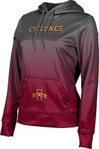 ProSphere Women's Iowa State University Zoom Pullover Hoodie (Medium)