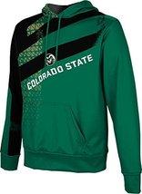 ProSphere Men's Colorado State University Structure Pullover Hoodie (Medium)