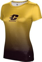 ProSphere Women's Central Michigan University Zoom Tech Tee (XX-Large)
