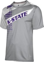 ProSphere Men's Kansas State University Structure Tech Tee (Small)