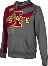 ProSphere Men's Iowa State University Structure Pullover Hoodie (XXX-Large)