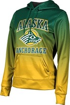 ProSphere Women's University of Alaska Anchorage Zoom Pullover Hoodie (Small)