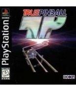True Pinball [PlayStation] - $4.41