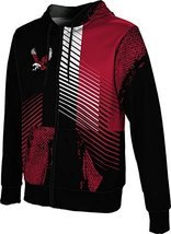 ProSphere Men's Eastern Washington University Hustle Full-zip Hoodie (Medium)