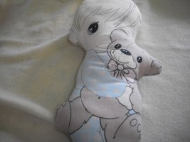 Vintage Precious Moments Pillow/Doll - $7.00