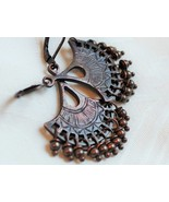 Indian Summer Bronze Earrings - $34.00