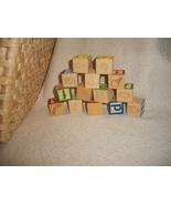 ABC Stacking Blocks - $12.00