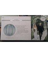 Amscan white decorative lighted archway wedding... - $26.00