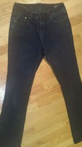 Jag jeans dark mid-rise boot leg size 6 excellent - $15.83