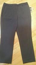 Liz Claiborne charcot ankle dress pants size 6 new tags women's - $11.88