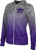 ProSphere Women's Kansas State University Maya Full-zip Hoodie (XX-Large)