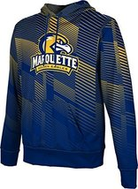 ProSphere Men's Marquette University Bold Pullover Hoodie (Large)
