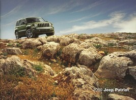 2009 Jeep PATRIOT brochure catalog US 09 Sport Limited - $6.00
