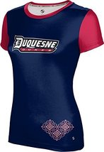 ProSphere Women's Duquesne University Foxy Tech Tee (XX-Large)
