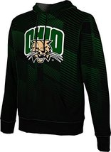ProSphere Men's Ohio University Bold Pullover Hoodie (Medium)
