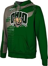 ProSphere Men's Ohio University Structure Pullover Hoodie (Medium)