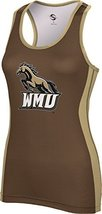 ProSphere Women's Western Michigan University Embrace Performance Tank (X-Large)
