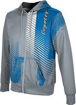 Men's California State University San Bernardino Hustle Full-zip Hoodie