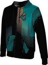 ProSphere Men's Coastal Carolina University Hustle Full-zip Hoodie (X-Large)