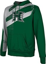 ProSphere Men's University of Hawaii Structure Pullover Hoodie (Medium)