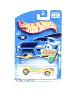 Hot Wheels 2002-170 Splittin' Image - OLIVE - $2.50