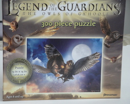 Legend of the Guardians  300 Piece Puzzle Complete - $7.50