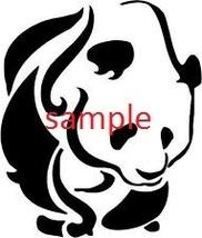 PANDA WALKING CROSS STITCH CHART - $10.00