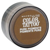 Maybelline Eye Studio Color Tattoo Pure Pigments Loose Powder Shadow, 0.... - $7.99