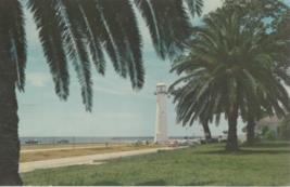Lighthouse Biloxi Mississippi (vintage 1970s) postcard - $4.00