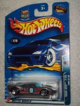 Track Aces Series #7 Ford GT-40 #2003-176 Collectible Collector Car Mattel Hot W - $4.25
