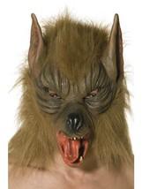 Werewolf Mask, Halloween Wolf Fancy Dress, Teen Horror Film Mask - $20.93