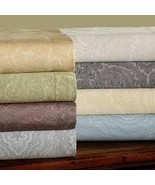 600 Thread Count Italian Paisley Duvet Cover Sets - $68.99 - $68.99