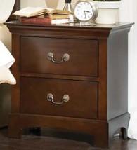 Coaster Furniture Nightstand - Tatiana Collection - Warm Brown Finish - $126.00